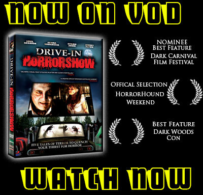 Drive-In Horrorshow DVD